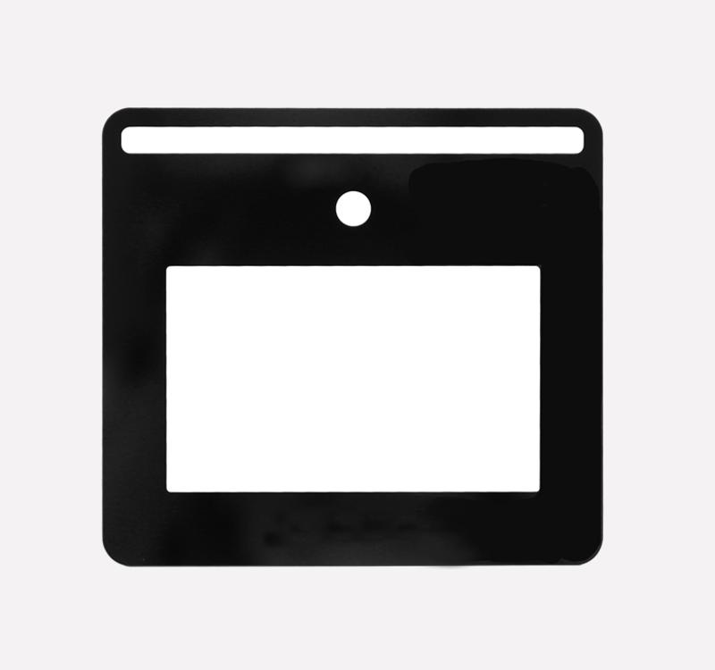 高清4K安防玻璃